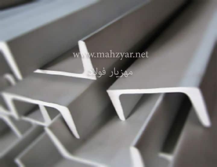 ناودانی های فولادی