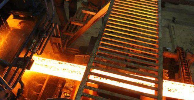 طرح توسعه فولادسازی
