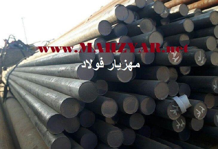 فولاد های سمانته ، سمانتاسیون آلیاژ های 1.7131 ، 1.7147 ، 1.7139 ، 1.5920 ، 1.5752 بصورت میلگرد و شفت در سایز های مختلف