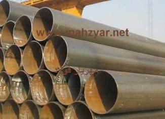 خریدار و فروشنده ی کلیه لوله های جداره چاه از 10 اینچ تا 56 اینچ فولادی ارزان قیمت جهت اجرای پروژه های جداره چاه بصورت مشبک شده با دست یا دستگاه