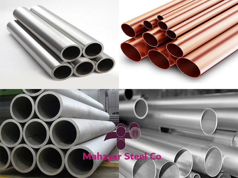 لوله میلیمتری فولادی