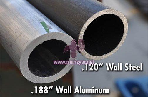 مقایسه فولاد و آلومینیوم