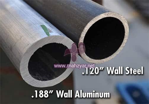 فولاد و آلومینیوم