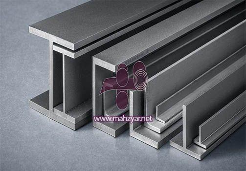 قوطی و پروفیل های فولادی ضد زنگ