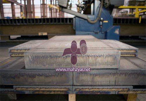 ورق فولادی ضد سایش