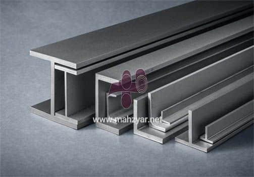 پروفیل های فولادی ضدزنگ