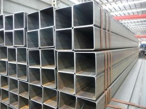 قوطی آهنی و پروفیل صنعتی مهزیار فولاد