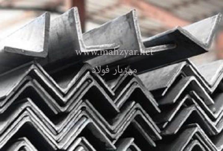 ۱۲MM طول آهن گوشه نبشی آهن