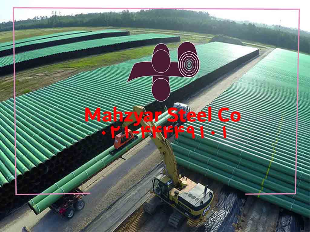 لوله های مانیسمان فولادی