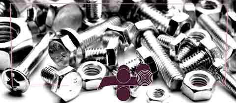 کاربرد فولاد در پیچ و مهره ها