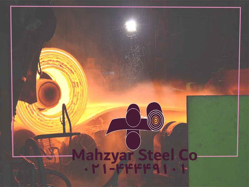 شکل دهی فلزات با تکنیک نورد گرم