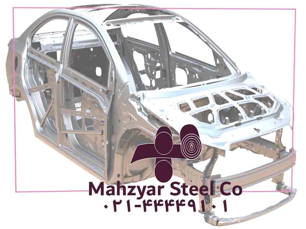کاربرد ورق ST37 در بدنه خودرو