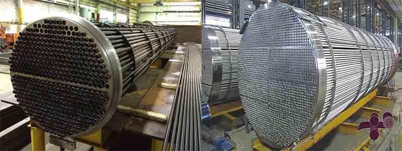 کاربرد لوله سیملس و مانیسمان در ساخت دیگر بخار