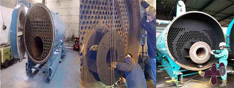 کاربرد لوله های سیملس یا مانیسمان در ساخت دیگ بخار